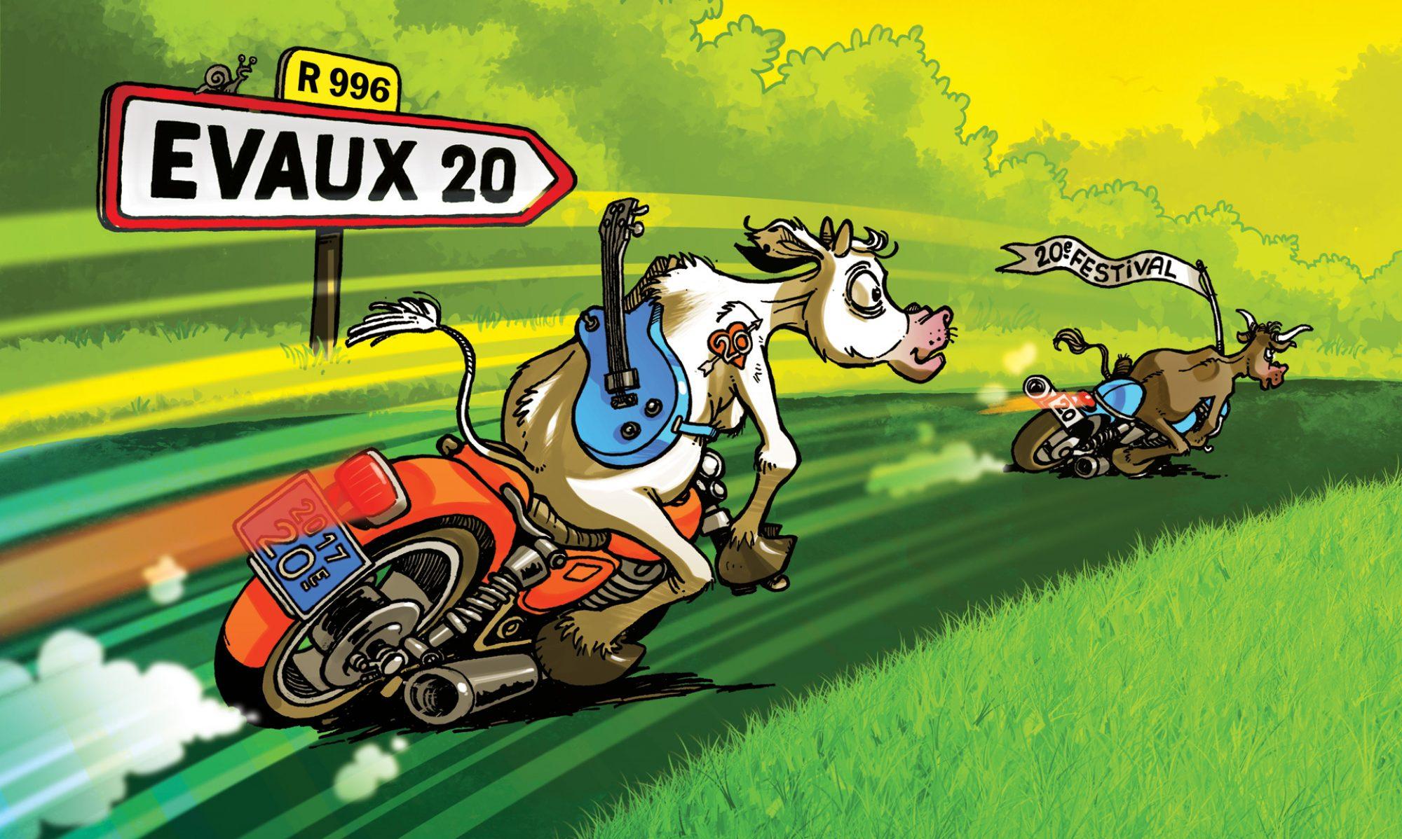 Route996 - Festival Rock et Motos